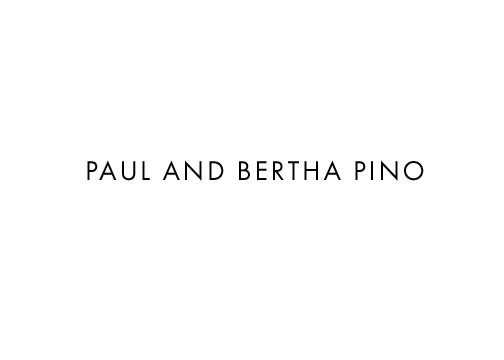 PAUL AND BERTHA PINO